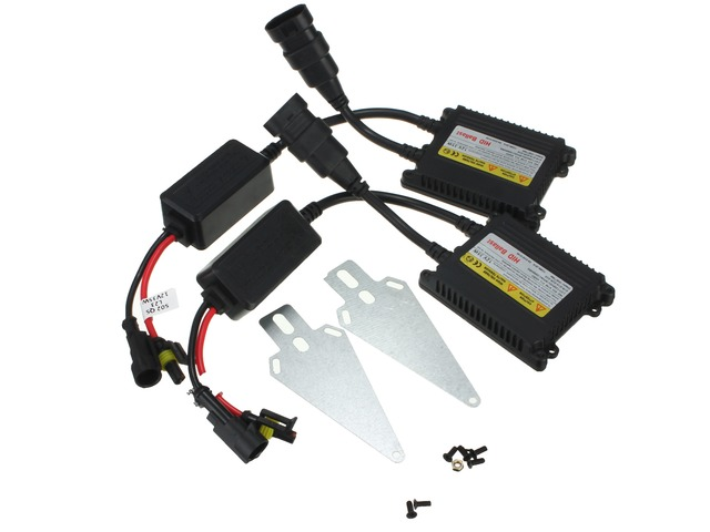 Pair DC12V Slim HID Replacement Ballast Xenon Conversion Kit Universal | free-classifieds-usa.com