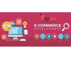 Inaysys is the best company for providing services of Ecommerce website development in USA