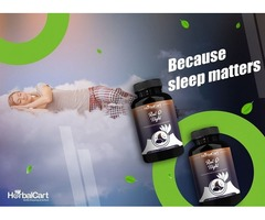 Natural Sleep Aid - Rest O' Night