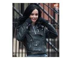 Jessica Jones Leather Jacket | free-classifieds-usa.com