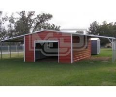 Great Price on Metal Barns in North Carolina