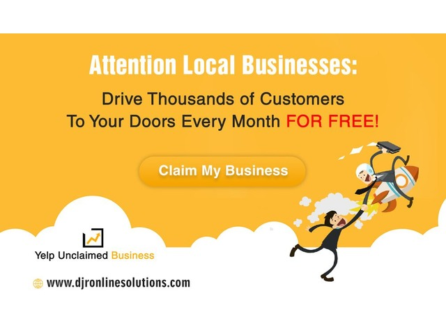 The Perks Of Claiming Your Yelp Business Page ! | free-classifieds-usa.com
