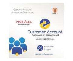 Magento 2 Customer Approve | Best Magento 2 Extensions | free-classifieds-usa.com