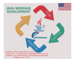 A Java Web Page development gets easy with GPC Softwares
