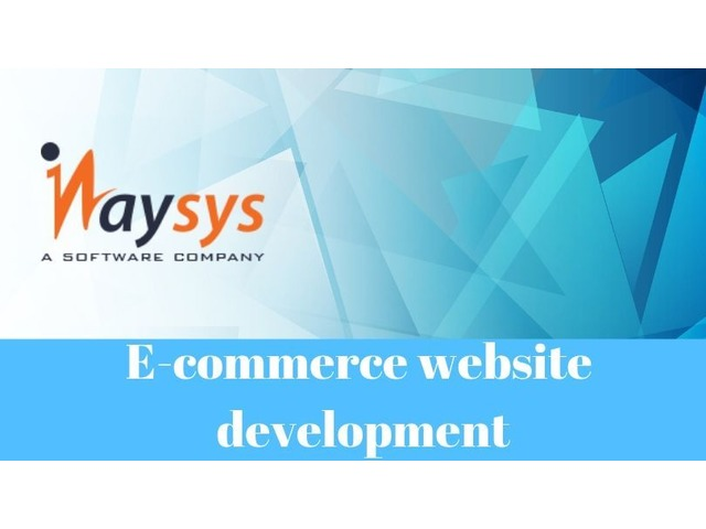 Inaysys is pleased to give your Ecommerce business an impressive online presence | free-classifieds-usa.com