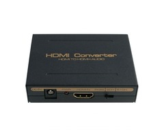Shop Now! HDMI Analog Audio Converter from Serene Innovations