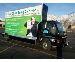 Mobile Billboards are Much More Effective than Stationary Billboards