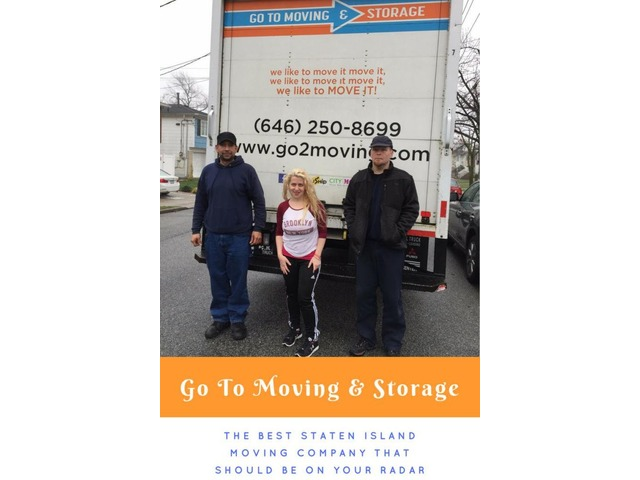 Go2Moving providing Moving & Storage Services in Staten Island, Brooklyn, NYC Area | free-classifieds-usa.com
