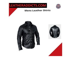 Where to buy leather addicts shirts?