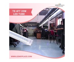 Grab the Offer and Buy T8 4ft 20w LED Tube Light Now