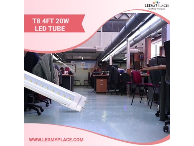 Install Now T8 4ft 22w LED Tubes for Better Energy Savings | free-classifieds-usa.com