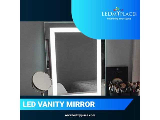 Purchase LED Makeup Vanity Mirrors on Discounted Offer | free-classifieds-usa.com