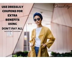 Use DressLily Coupons For Extra Benefits