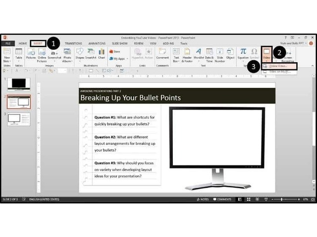 How to embed a youtube video in powerpoint | free-classifieds-usa.com