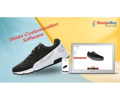 Shoes Customization Software