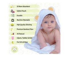 Buy Baby Hooded Bath Towel Online from Kea Babies