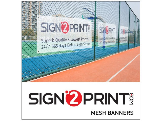 Purchase Mesh banner at lowest prices  | free-classifieds-usa.com