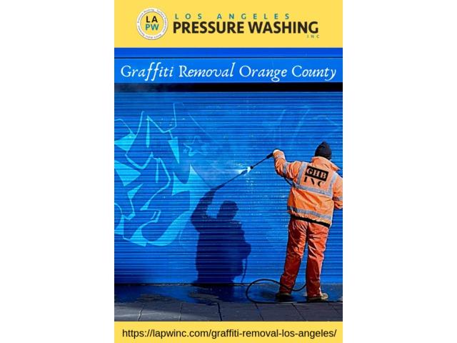 Graffiti Removal Orange County  | free-classifieds-usa.com