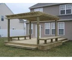 Manies Construction-Decks, Fences, Siding, Windows & More!