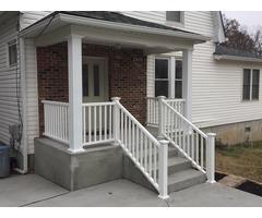 Manies Construction-Decks, Fences, Siding, Windows & More! | free-classifieds-usa.com