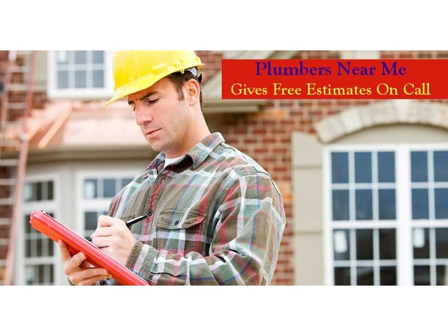 Plumbers Near Me Gives Free Estimates On Call | free-classifieds-usa.com