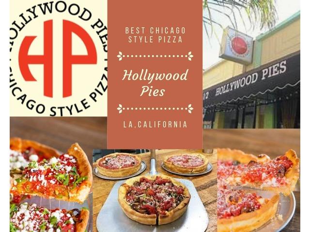 Chicago deep dish pizza Los Angeles | Best Places for Deep Dish Pizza in Los Angeles | free-classifieds-usa.com