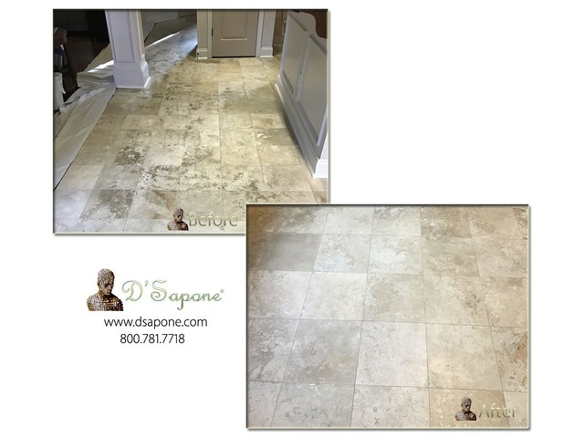 Remove Scratches From Marble Floors