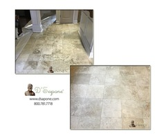 How do you Remove Scratches from Marble Floors?