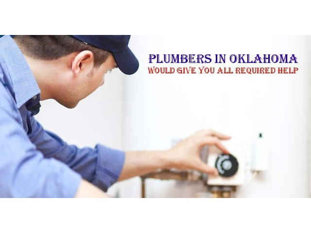 Plumbers In Oklahoma Would Give You All Required Help | free-classifieds-usa.com