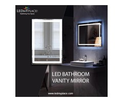 Cheap Price Available Now on LED Bathroom Vanity Mirrors With Lights