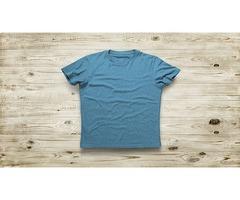 Cutting T-shirts