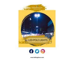 Can we get a rebate from electric companies by using LED Pole Light?