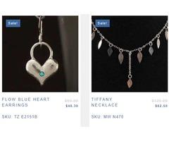 Handmade Jewelry Imported Form Israel - ZVU Artisan Jewelry
