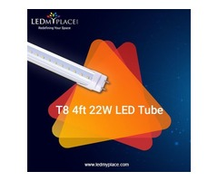Get The Best T8 22w LED Tube Lights In Oregon