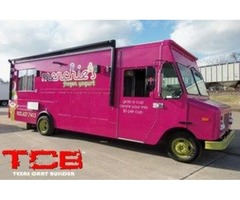 Custom Food Truck Manufacturers in Texas