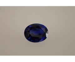 1.66 CT Unheat Royal Blue Sapphire