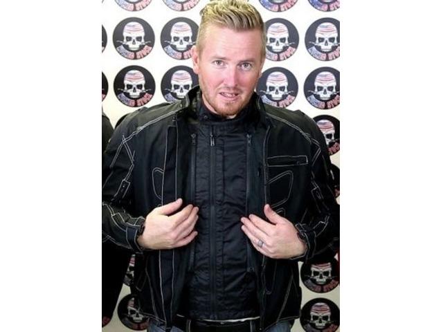 Cordova Sports Textile Jacket   free-classifieds-usa.com