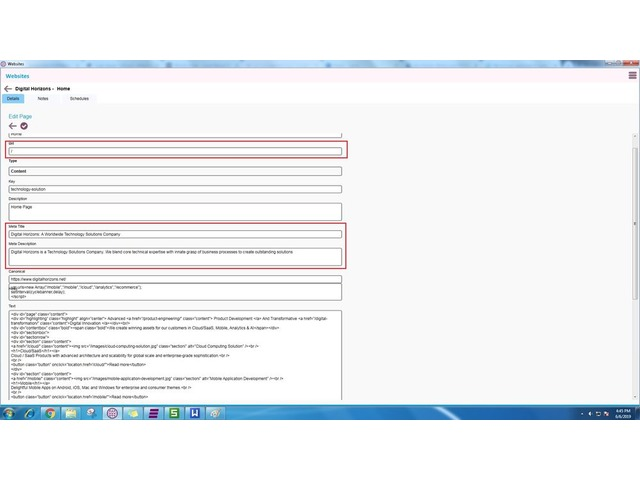 CMS platform include SEO Management Tool! | free-classifieds-usa.com