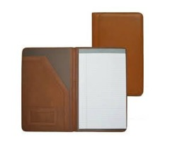 Top Quality Leather Writing Pad, Leather Legal Pad Portfolio