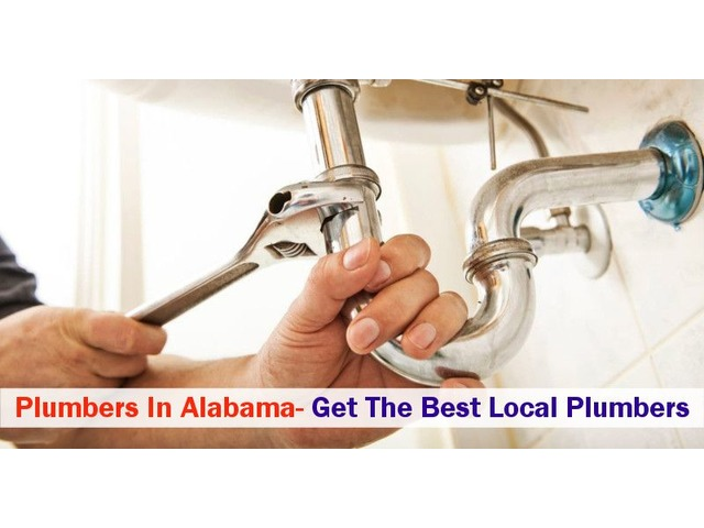 Plumbers In Alabama- Get The Best Local Plumbers   free-classifieds-usa.com