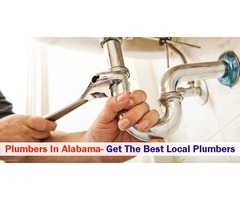 Plumbers In Alabama- Get The Best Local Plumbers