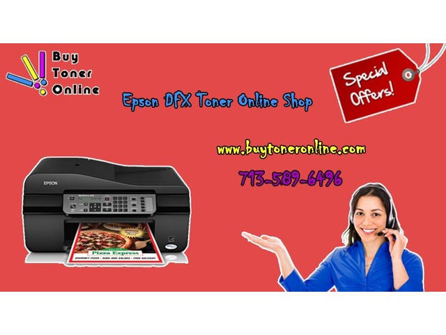 Buy Epson DFX Toner Online Shop in Houston | free-classifieds-usa.com