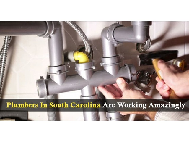 Plumbers In South Carolina Are Working Amazingly | free-classifieds-usa.com