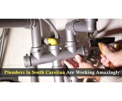 Plumbers In South Carolina Are Working Amazingly