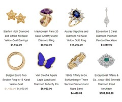 Buy Estate Jewelry Online Only At Regent Jewelers