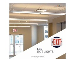 Protect Your Office Premise By Installing LED Emergency Exit Signs