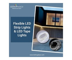 Choose Best LED Strips Accessories at LEDMyplace