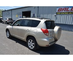 2008 Toyota Rav 4 Limited For Sale