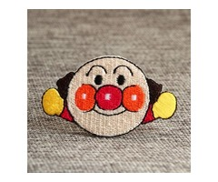 Anpanman Custom Sew On Patches