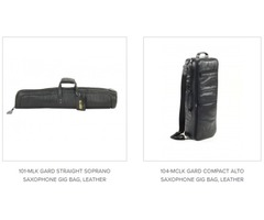 Look For The Branded Saxophone Gig Bag Only
